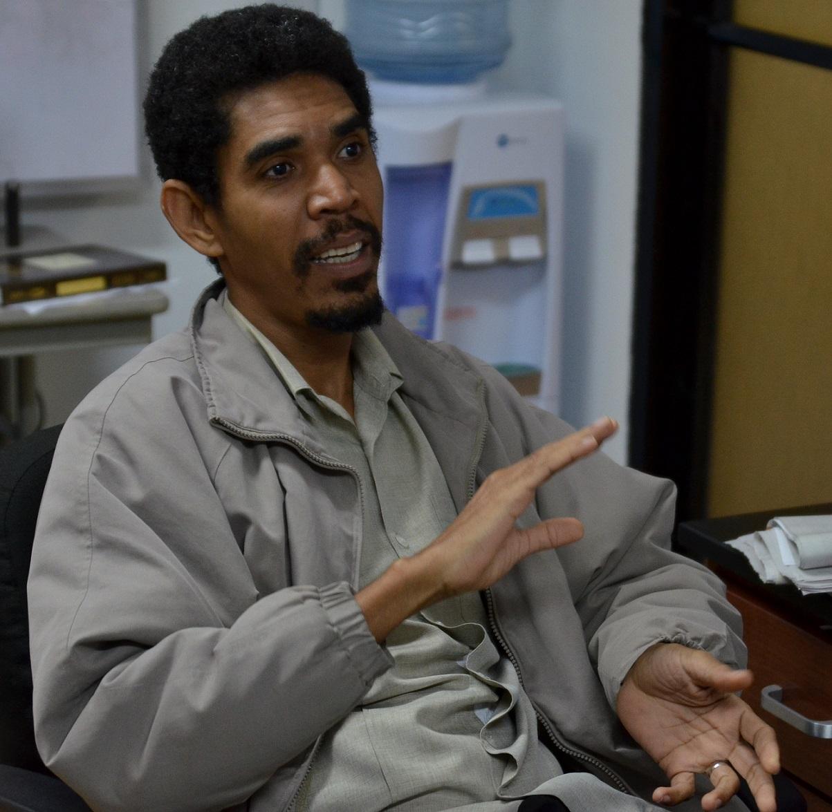 Doctor Melvin Arias, jefe del equipo investigador