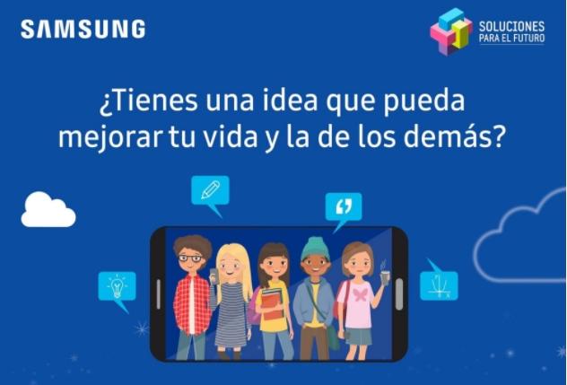 Se acerca el cierre de las inscripciones del concurso Soluciones para el Futuro de Samsung