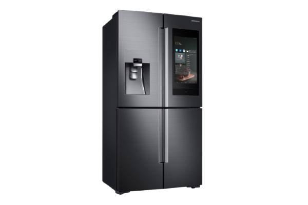 Samsung Electronics presenta la nueva generación de refrigeradores Family Hub en la feria CES 2018