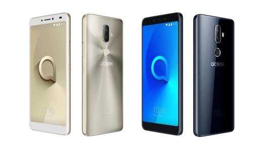 Nuevo Smartphone ALCATEL 3V ofrece innovación asequible para los