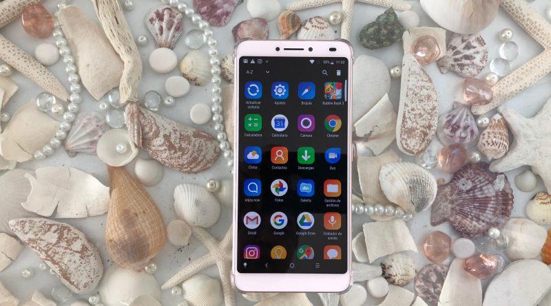 Alcatel 3V: un móvil elegante y sofisticado a precio asequible