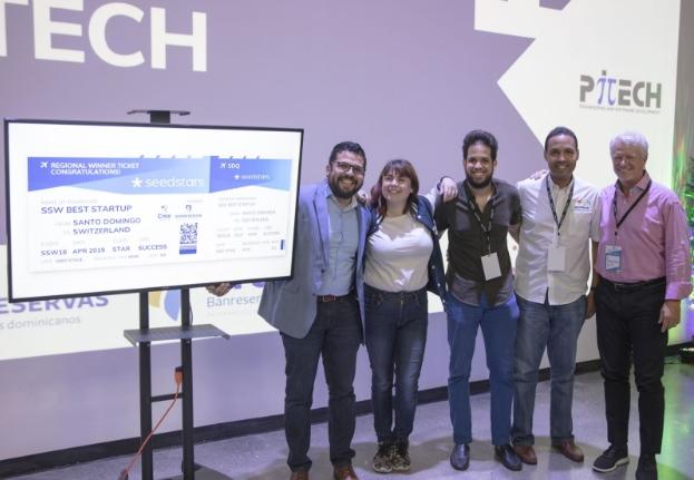 OKUS nombrada mejor startup de República Dominicana en SEEDSTARS Santo Domingo