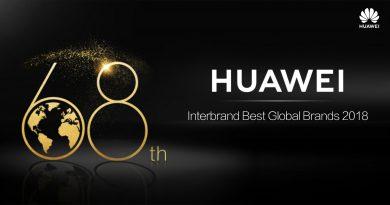Huawei se posiciona como la marca china más valiosa del mundo de acuerdo a Interbrand